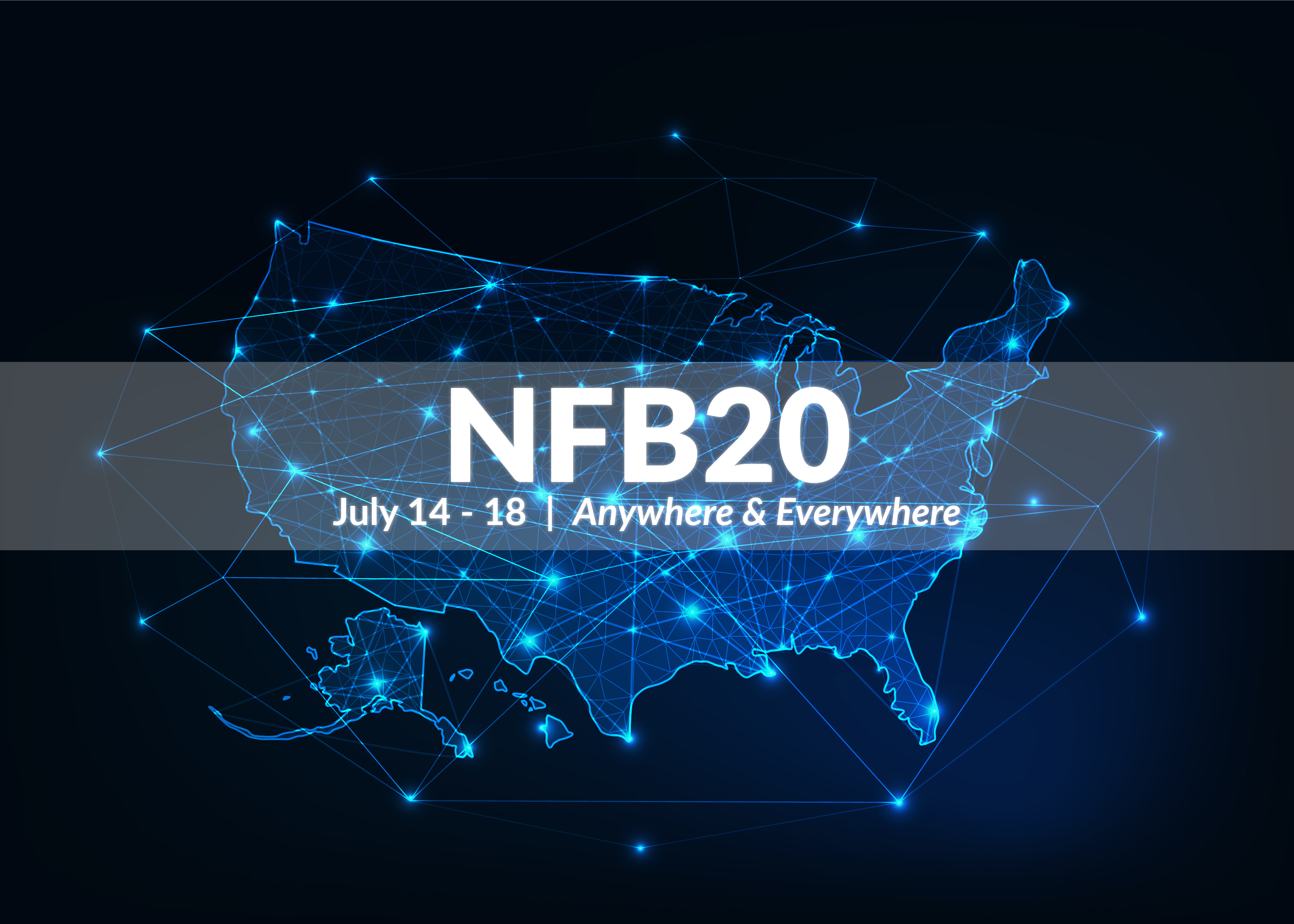 NFB 2020 National Convention logo